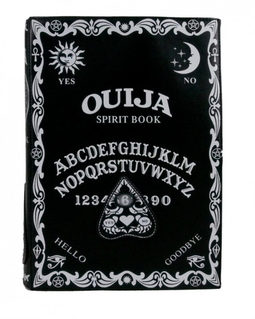 Front of Ouija Backpack
