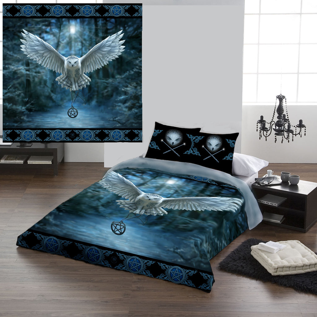 AWAKEN YOUR MAGIC- Duvet Cover Set UK Kingsize