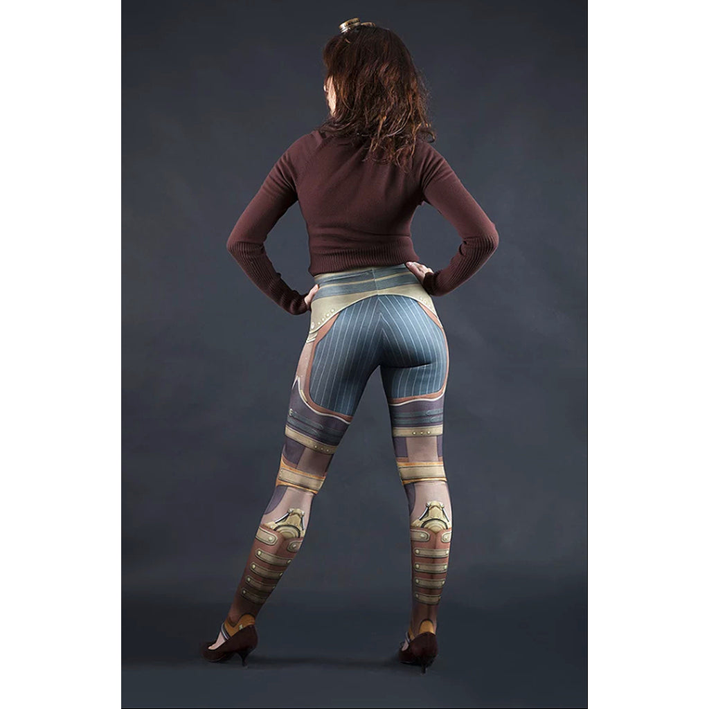 WB - BROADSMAN STEAMPUNK - Leggings