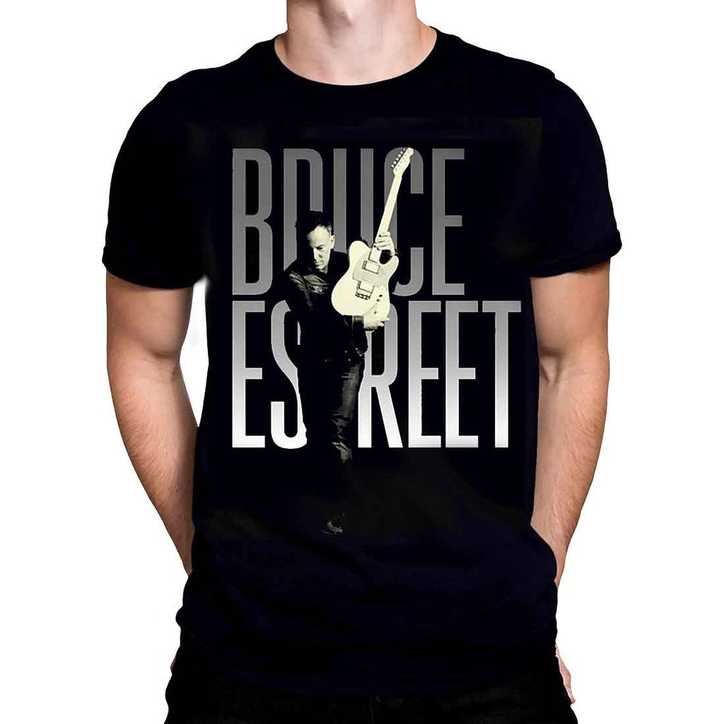 PHD - E STREET - Bruce Springsteen - Men's T-Shirt