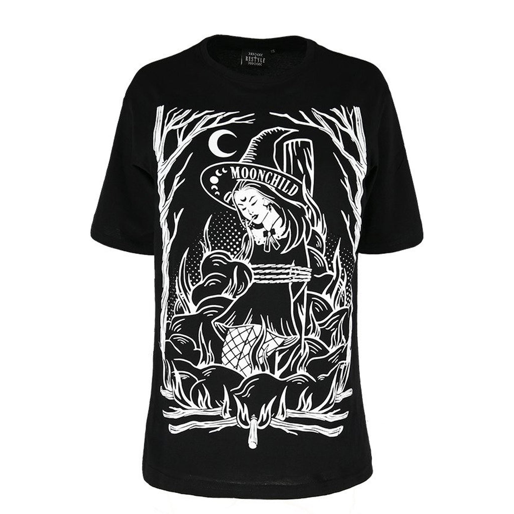 Restyle - Burn The Witch - Unisex T-Shirt