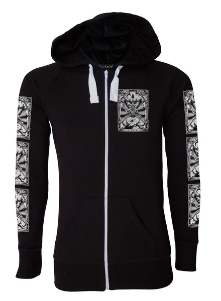 Darkside - BAPHOMET - Mens Lightweight Hoodie - Black
