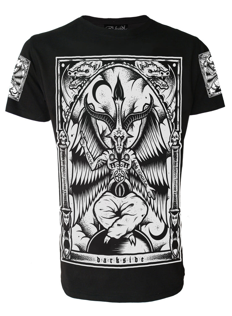Darkside - BAPHOMET - Mens T-Shirt