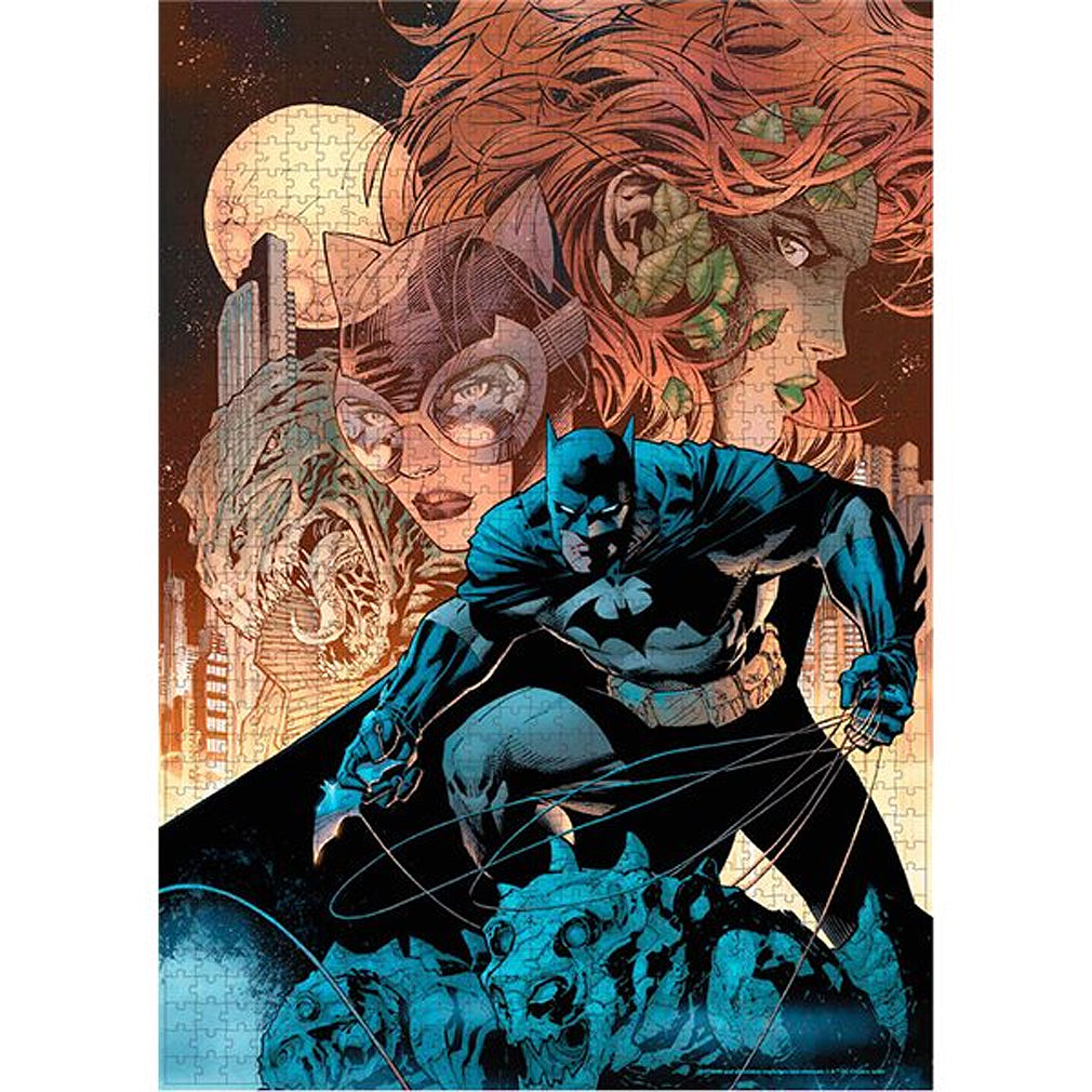 DC Comics - Batman and Cat Woman - 1000pc Puzzle
