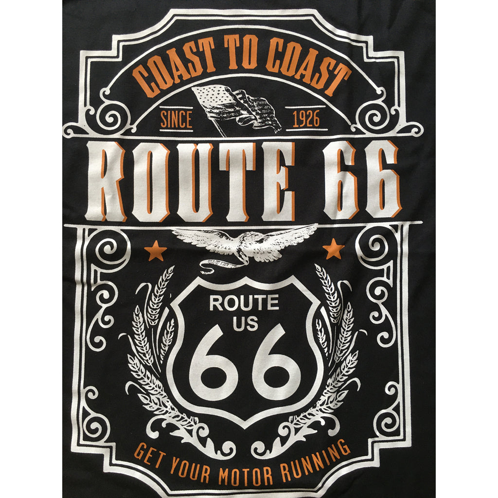 ROUTE 66  - Coast To Coast - T-Shirt