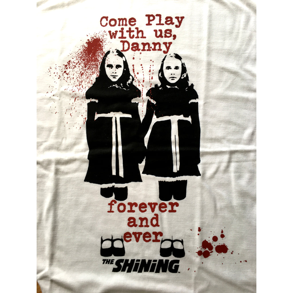 The Shining  - COME PLAY WITH US - T-Shirt