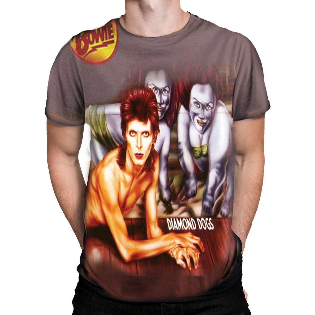 Plastic Head - DIAMOND DOGS - David Bowie T-Shirt