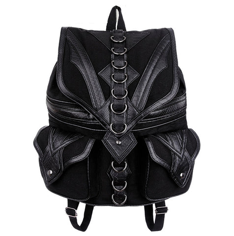 44dbaaf4adf675 Sale Sold Out Restyle - DRAGON BACKPACK - School / Work / Travel Bag