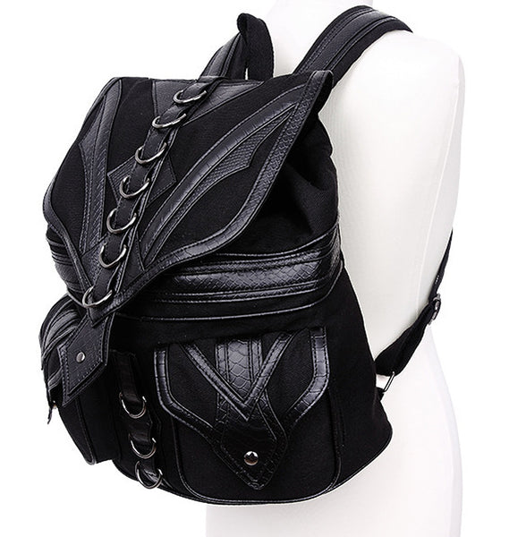 Restyle - DRAGON BACKPACK - School / Work / Travel Bag