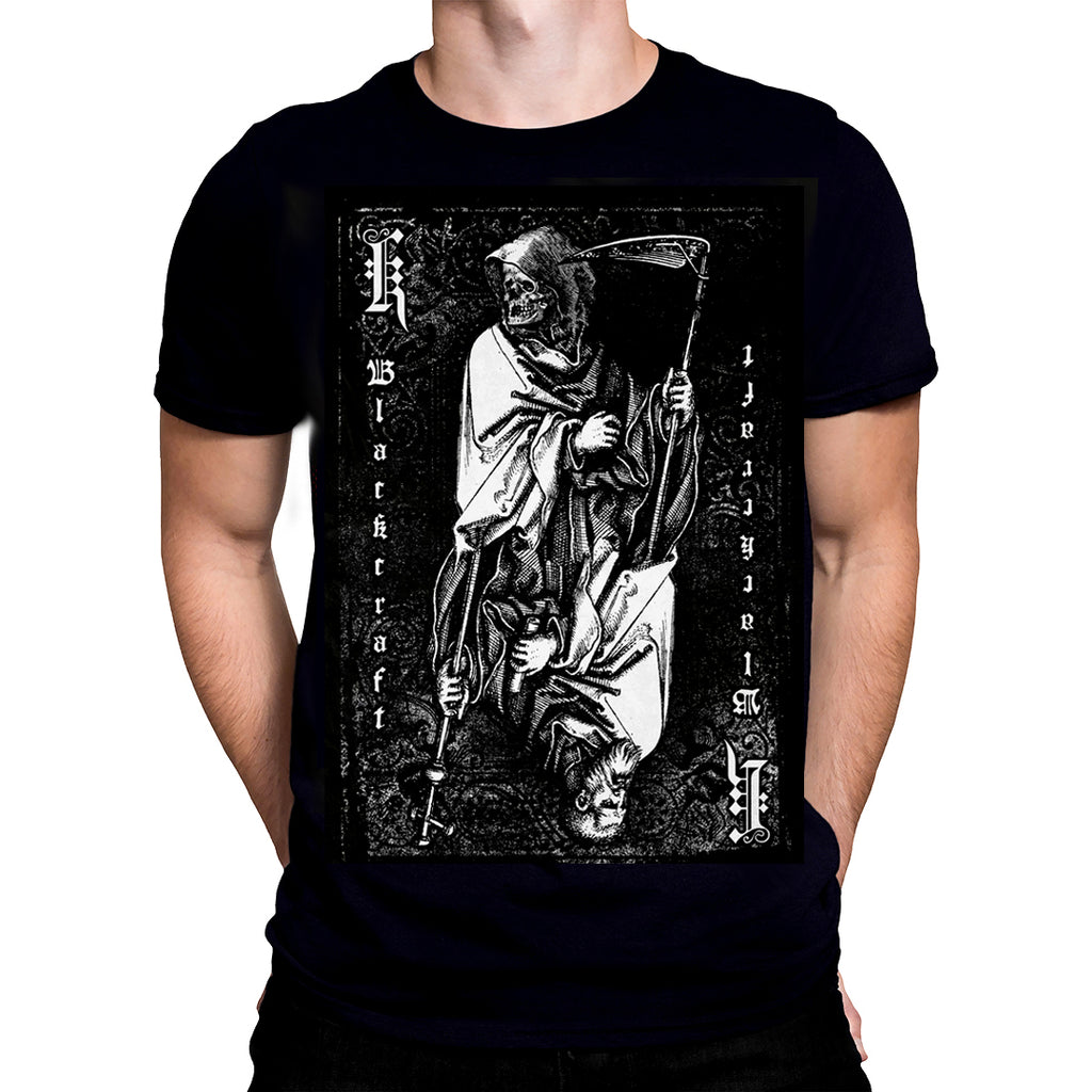 Blackcraft Cult - DEATH TO GODS - Men's T-Shirt