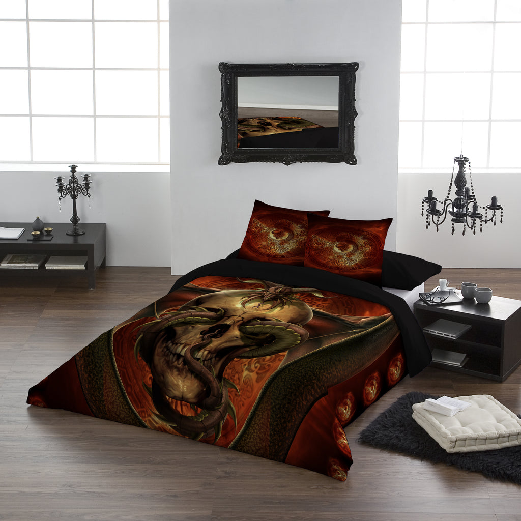 Dissent - Duvet Cover Set UK Kingsize