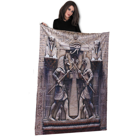 Wild Star - Egyptian Gods - Fleece/Throw/Tapestry