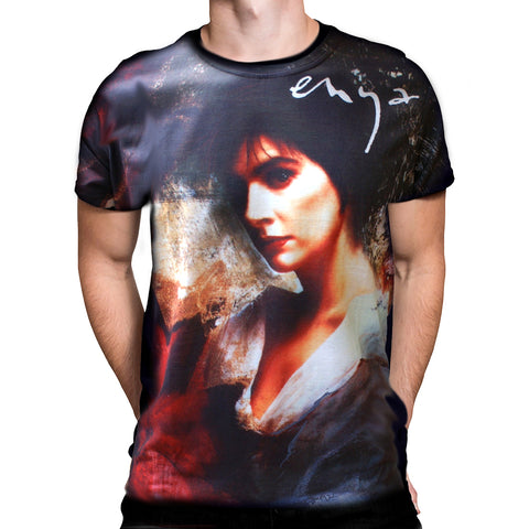 Born2Rock - Enya - Watermark - T-Shirt