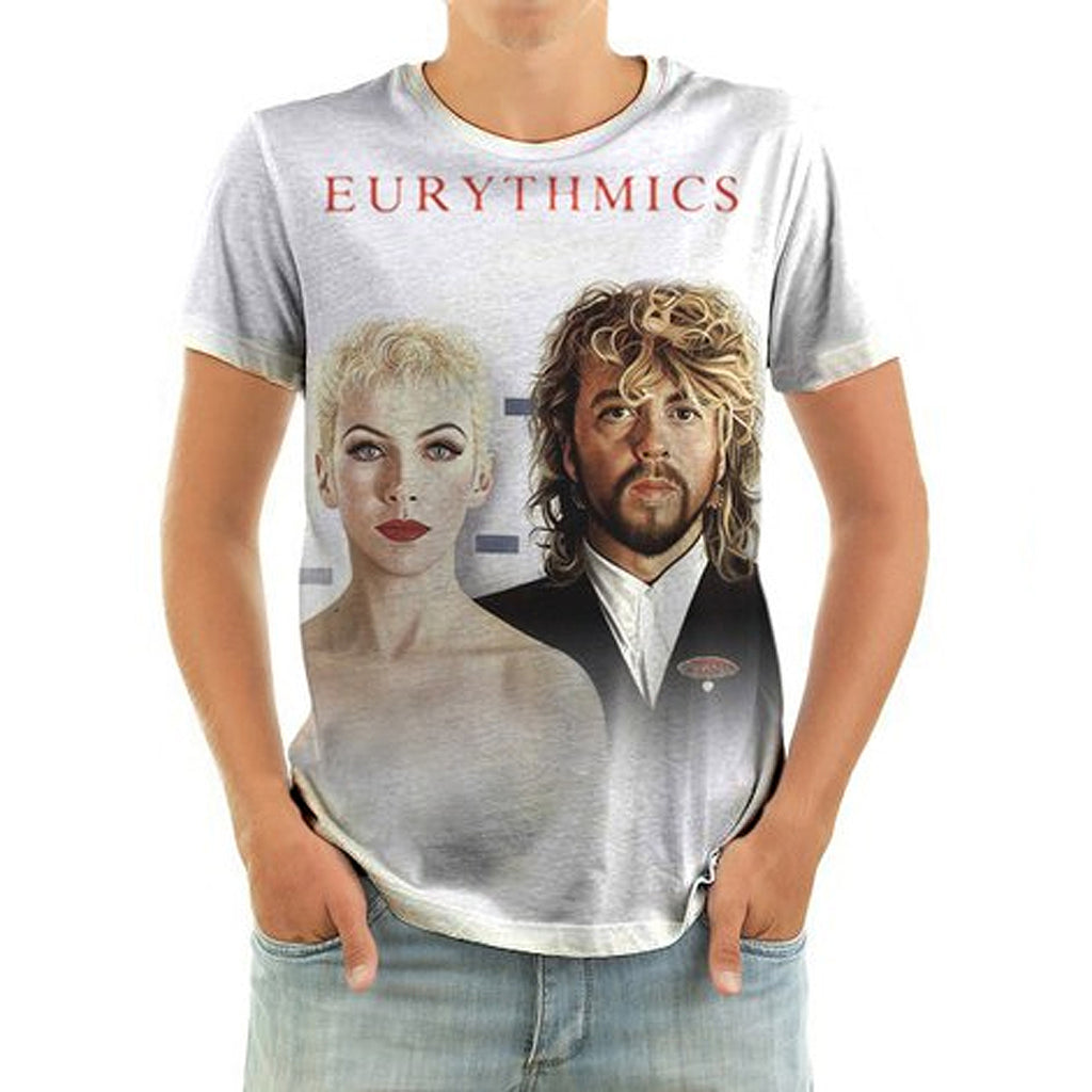 Born2Rock - REVENGE - Eurythmics T-Shirt