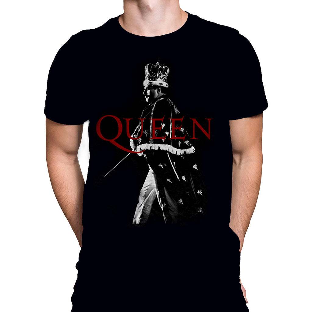 Rock Off - FREDDIE CROWN - T-Shirt