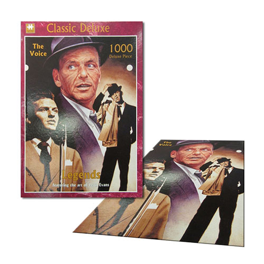 Legends - FRANK SINATRA THE VOICE - 1000 piece puzzle