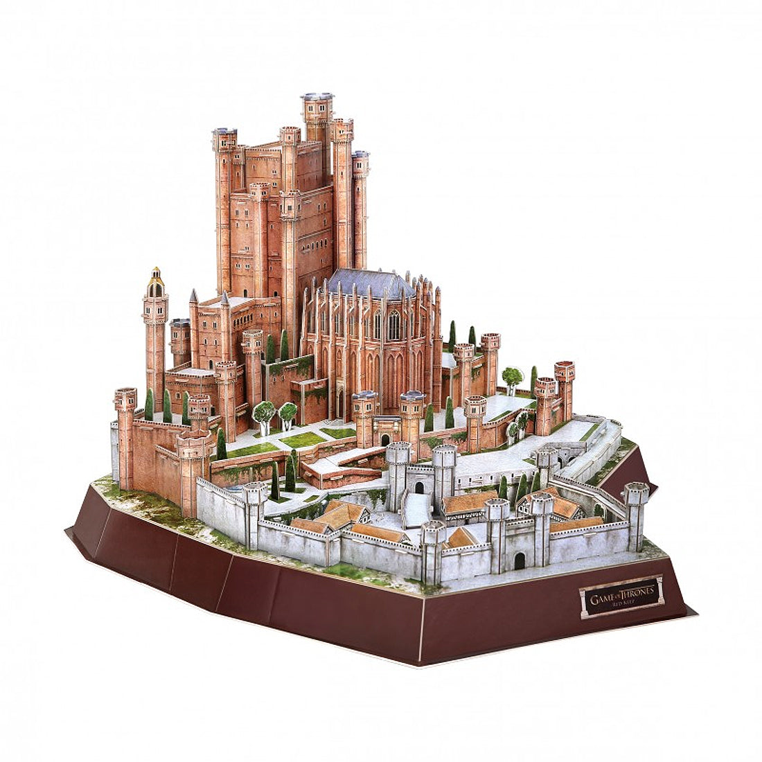 Game Of Thrones Red Keep 3d Puzzle