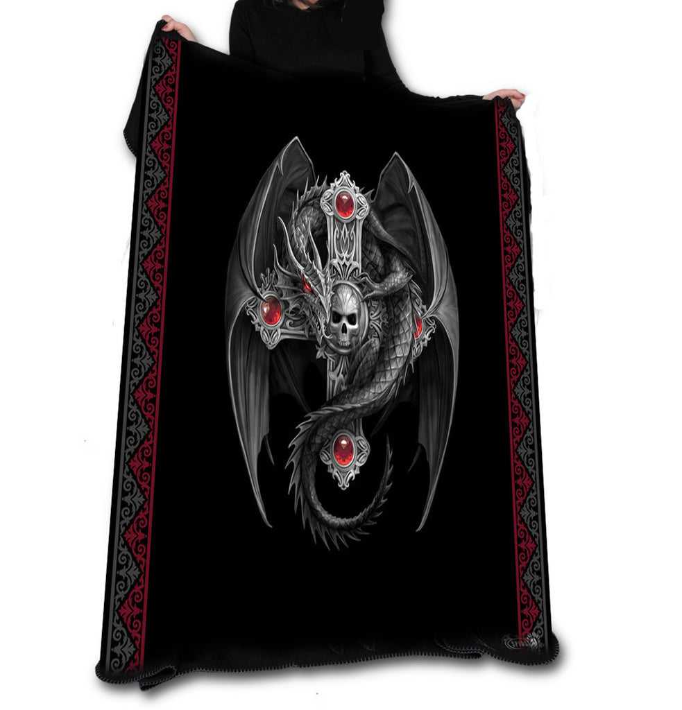 Image of Gothic Dragon Fleece