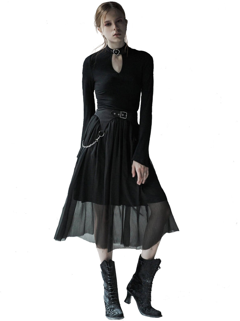 Punk Rave - GOTHIC SWEETHEART - Top