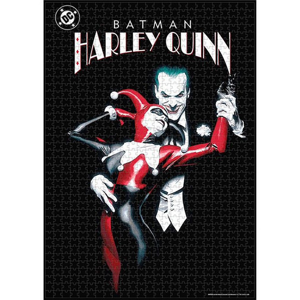 DC Comics - The Joker and Harley Quinn