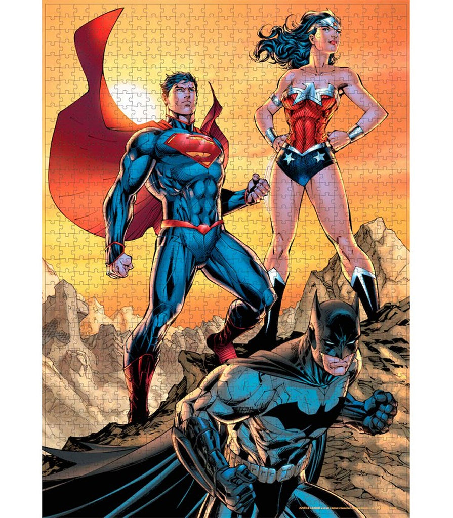 DC Comics - Justice League - 1000pc Puzzle