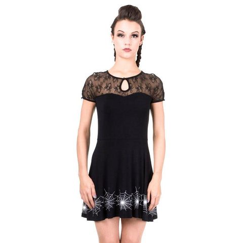 Banned - LAST DANCE DRESS - Skater Dress