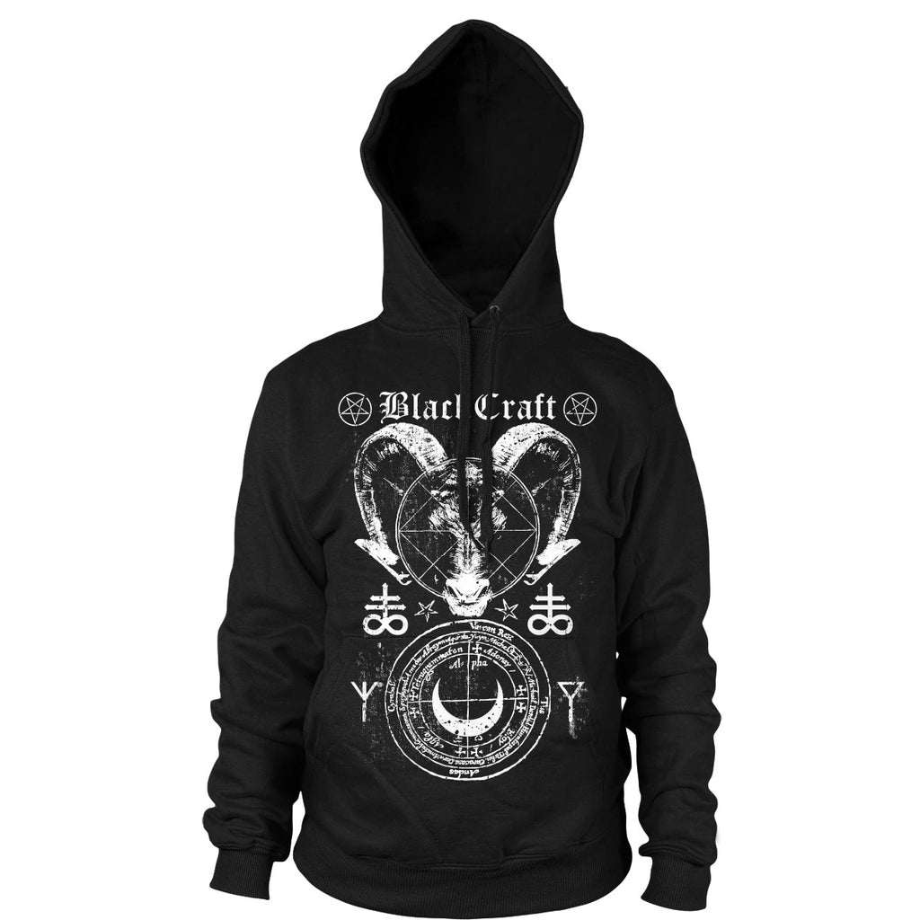Blackcraft Cult - LEVIATHAN - Hooded Pullover Sweater