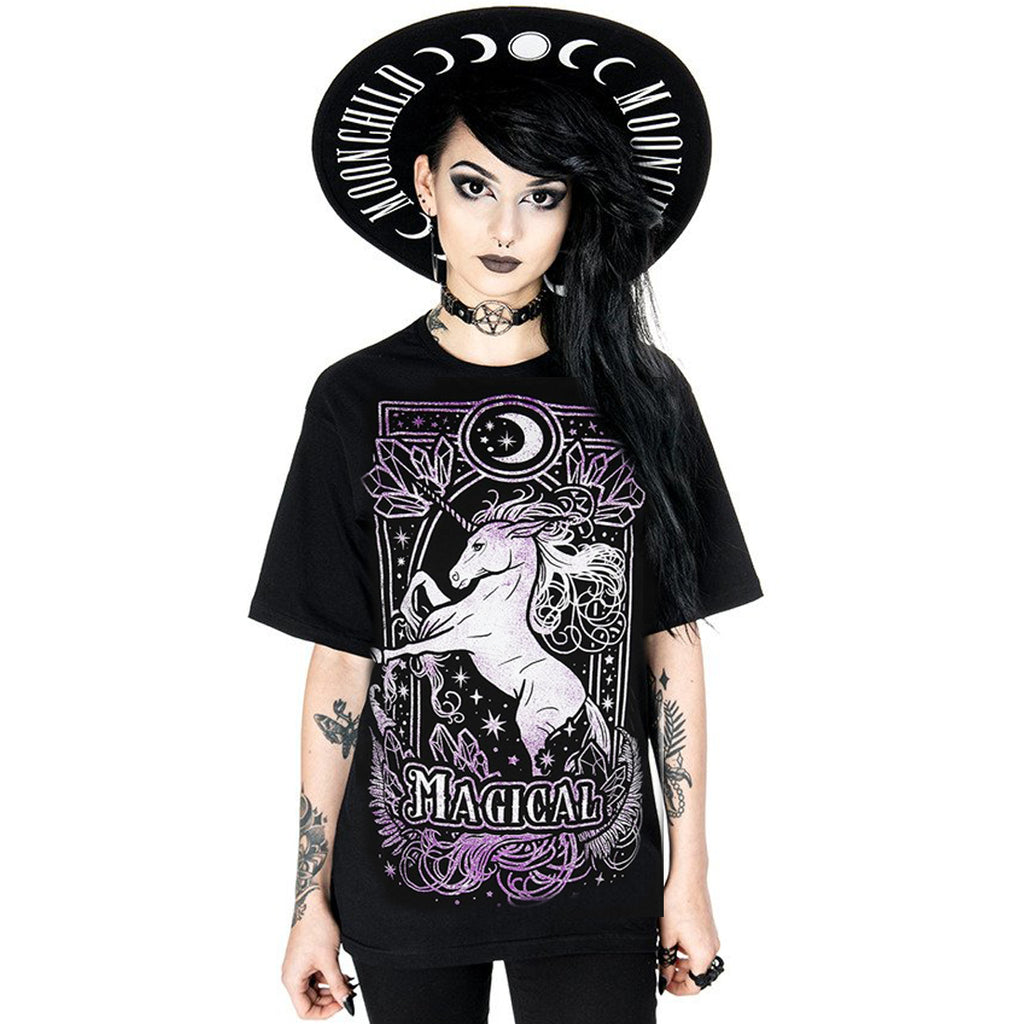 Restyle - Magical Unicorn - Womens T-Shirt