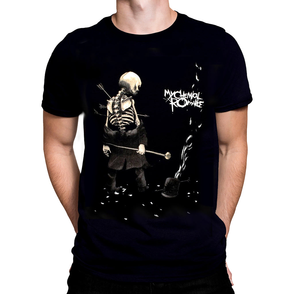 Rock Off - SHREDDED - My Chemical Romance - T-Shirt