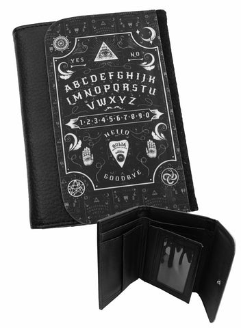 Darkside - OUIJA BOARD - Bi-Fold Simulated Leather Wallet
