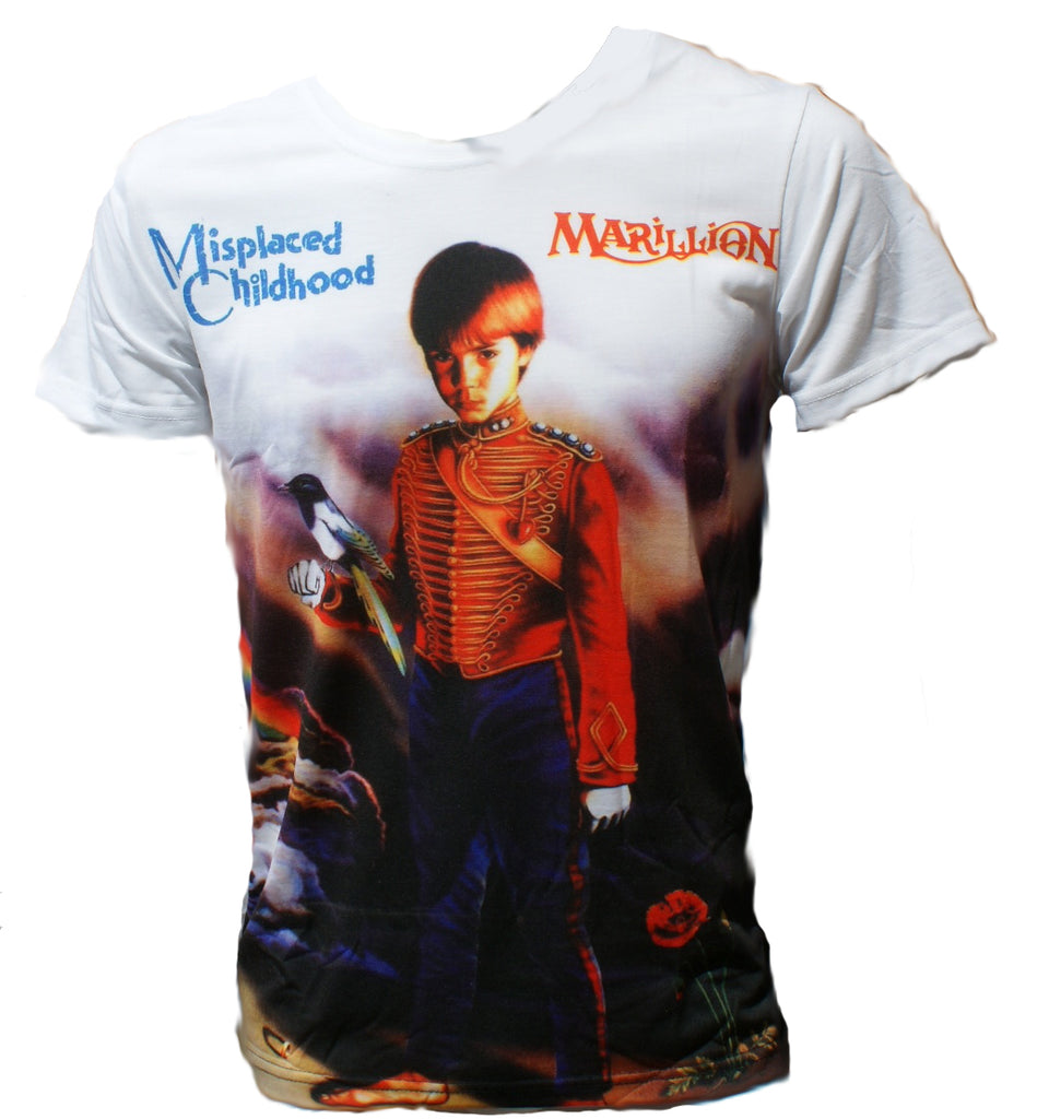 Born2Rock - MISPLACED CHILDHOOD - Marillion T-Shirt
