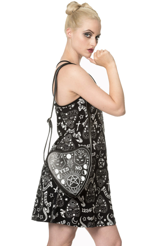 Image of Dress with Bag (Not Included)