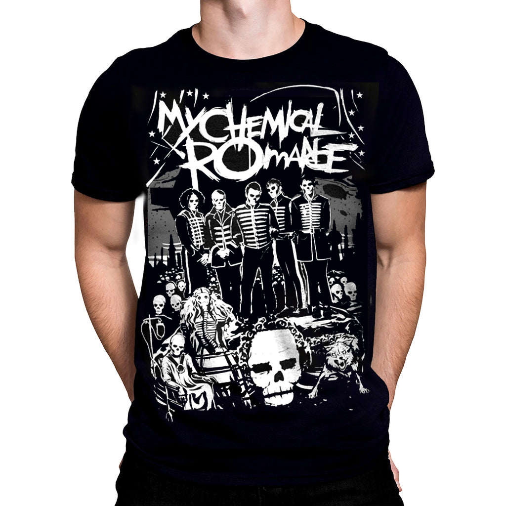 PHD - Dead Parade - My Chemical Romance - T-Shirt