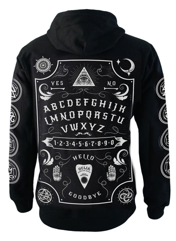 Darkside - OUIJA BOARD  - Mens Hoodie - Black