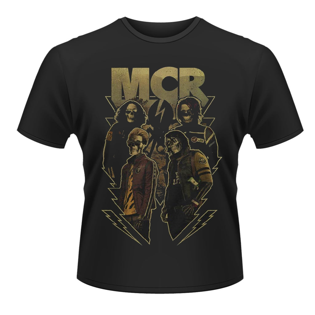 PHD - APPETITE FOR DANGER - My Chemical Romance - Tee