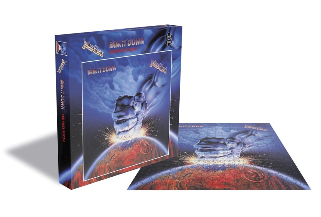 Rocksaws - JUDAS PRIEST - RAM IT DOWN - 500 piece Jigsaw Puzzle