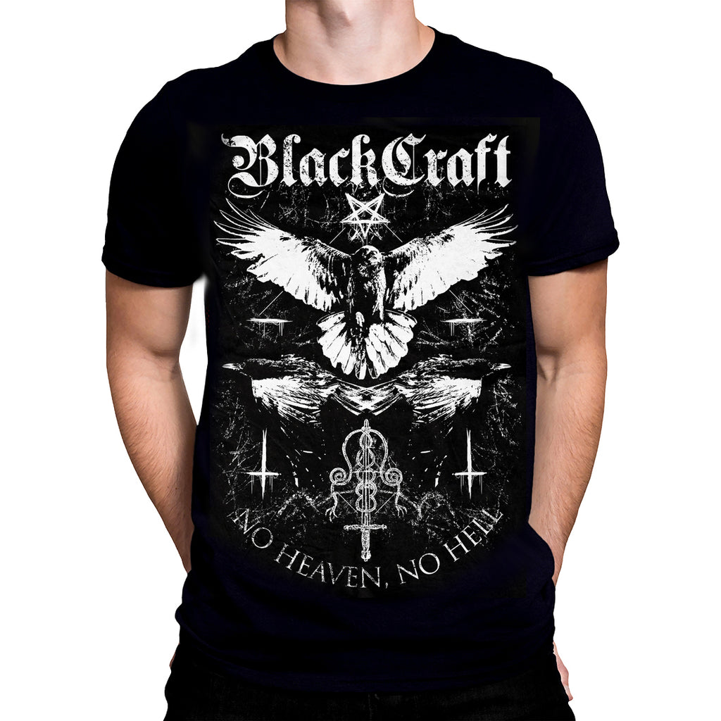 Blackcraft Cult - RAVEN CULT - Men's T-Shirt