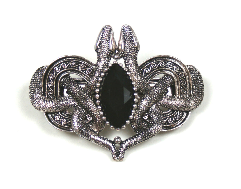 Front image of barrette
