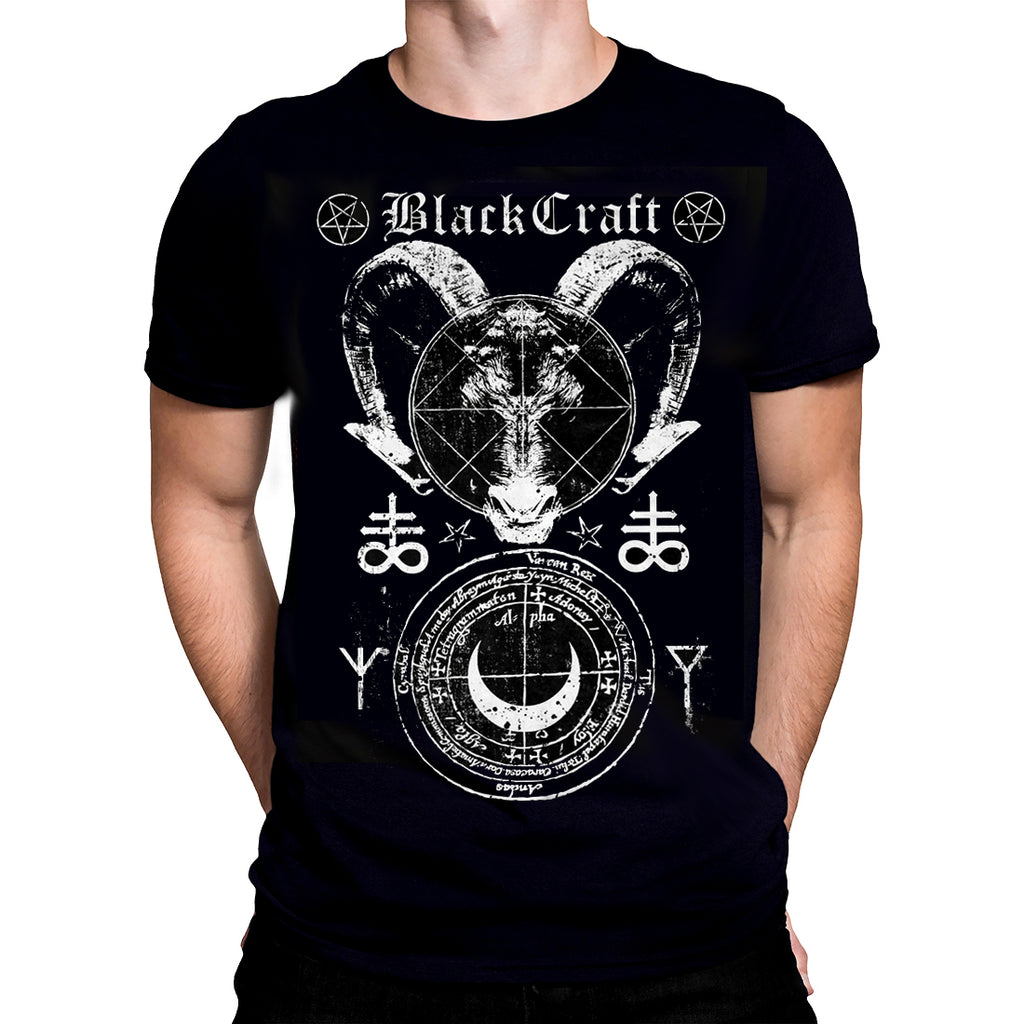 Blackcraft Cult - LEVIATHAN - Men's T-Shirt