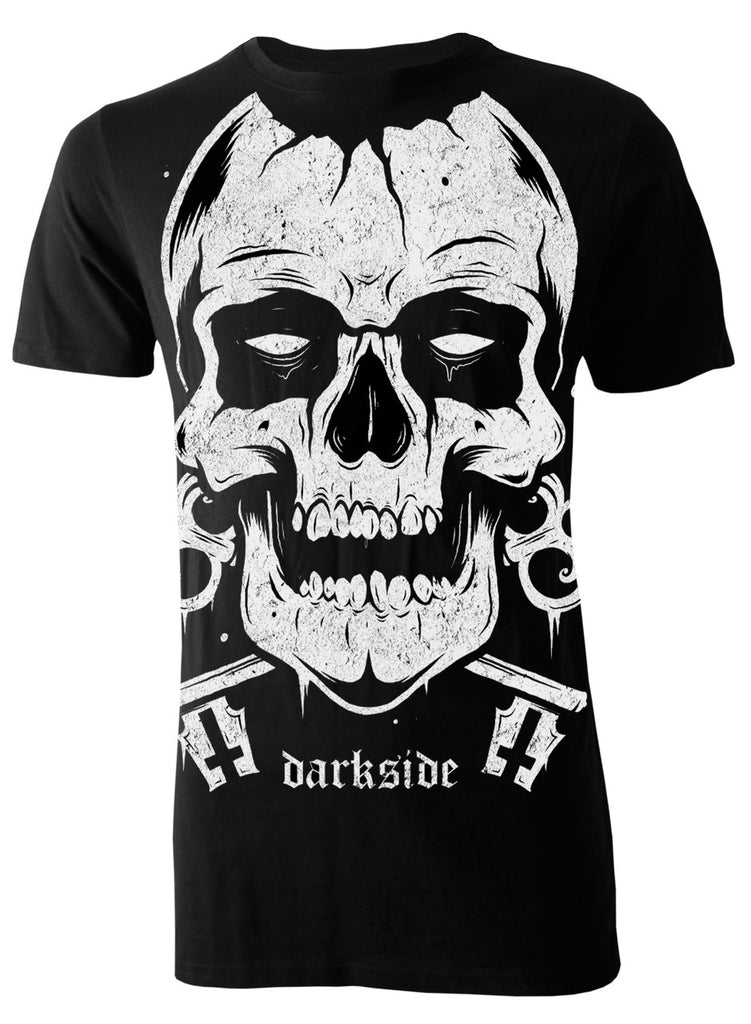 Darkside - OCCULT SKULL - Mens T-Shirt