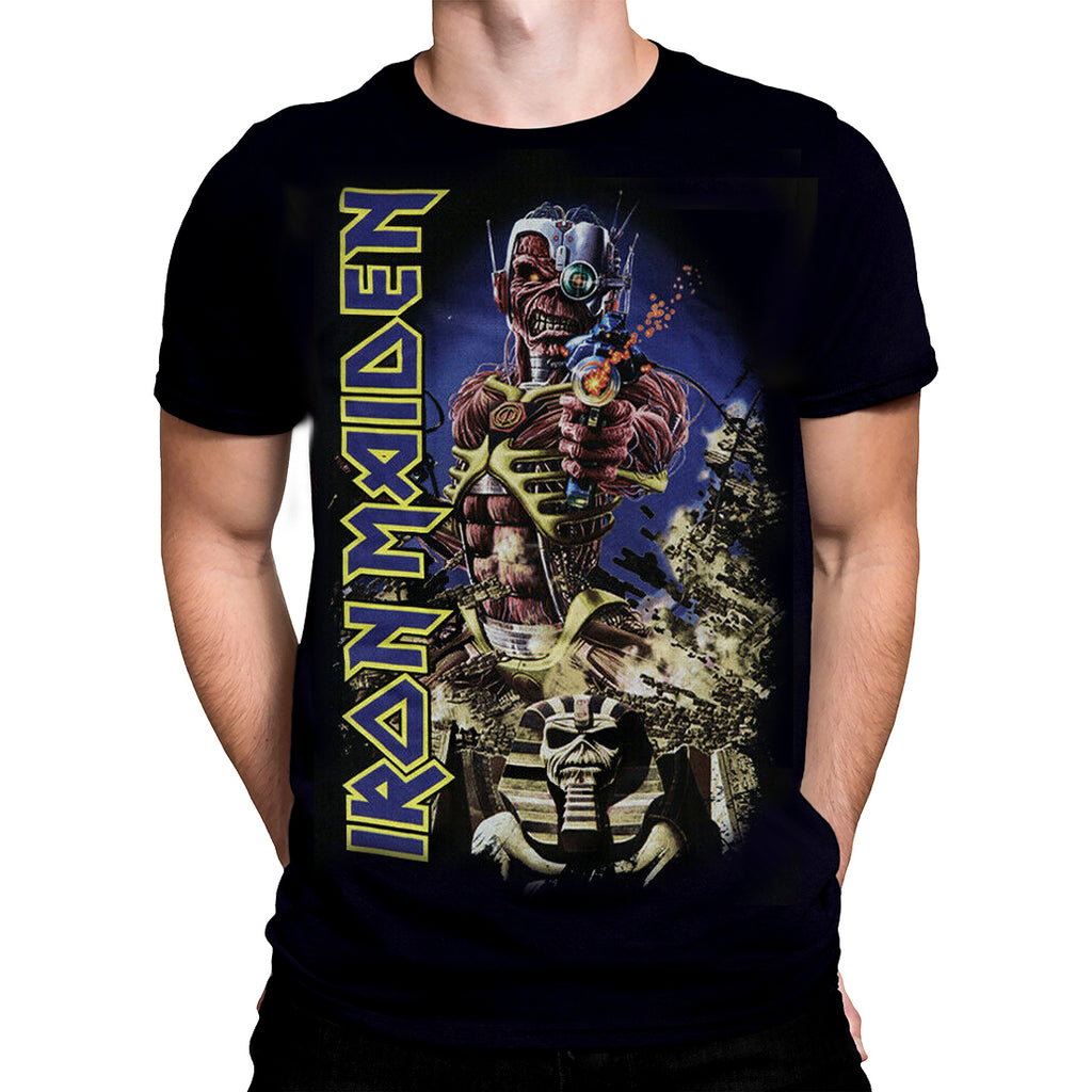 PHD - SOMEWHERE IN TIME - Iron Maiden T-Shirt