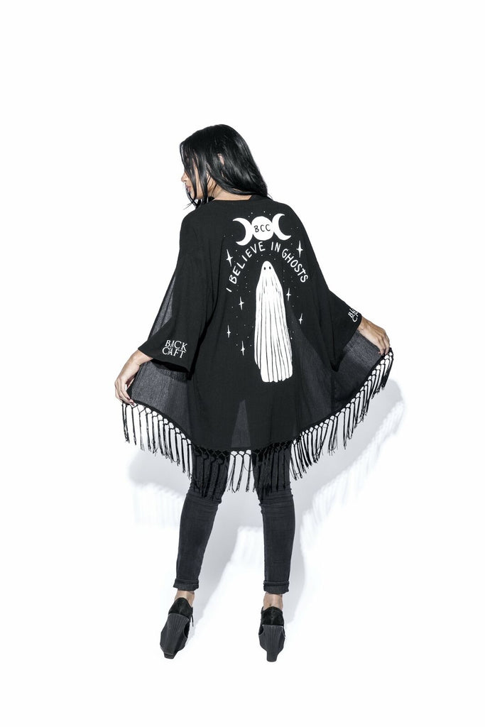 Blackcraft Cult - STORIES - Women's Oversized Kimono