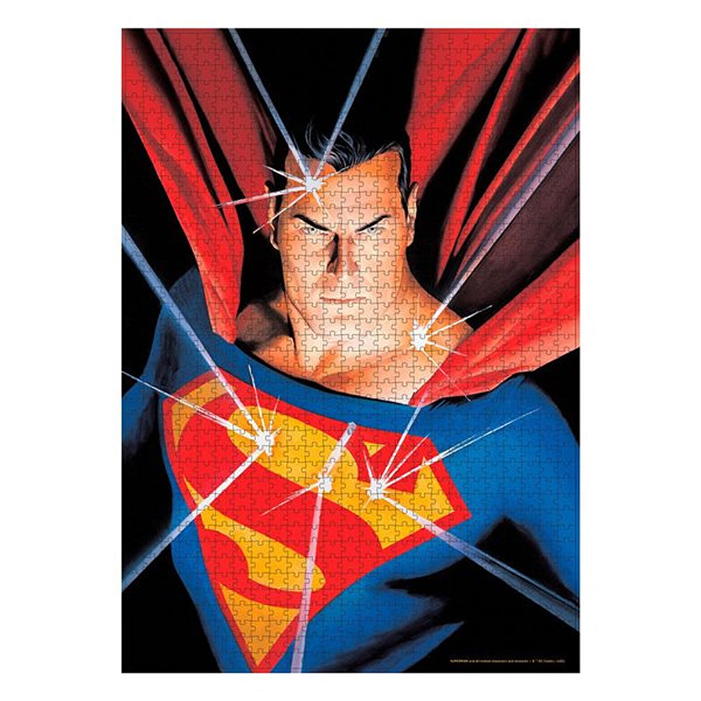 DC Comics - Superman - 1000pc Puzzle