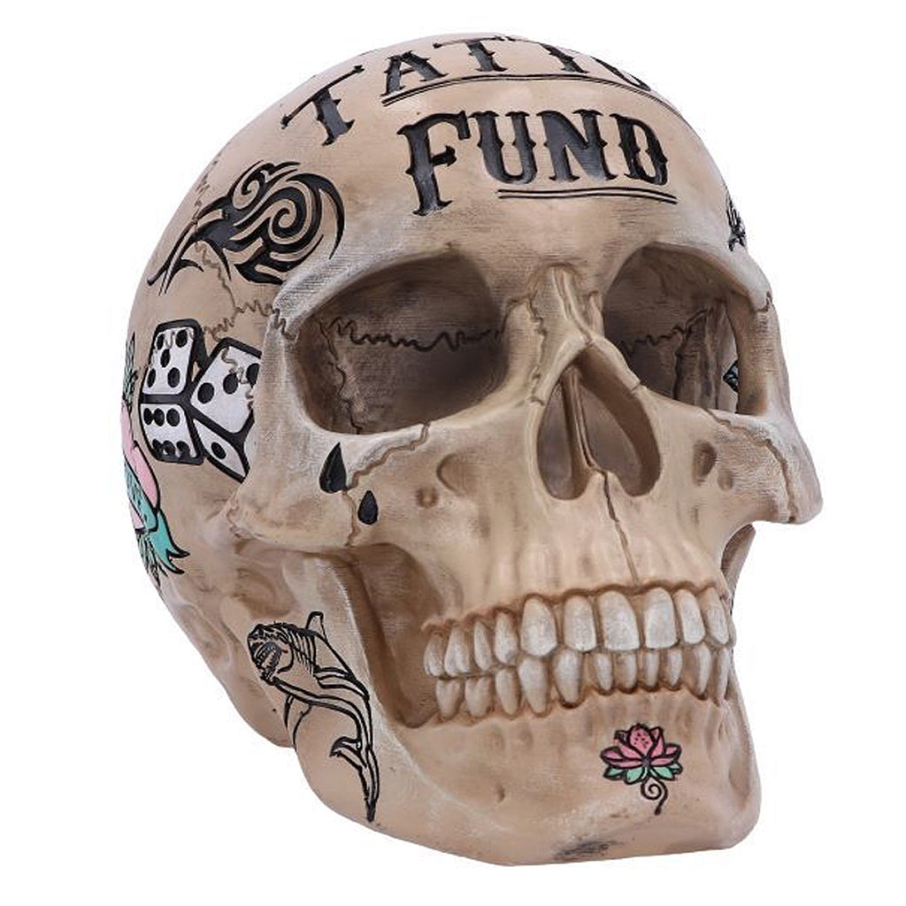 Nemesis - TATTOO FUND - Money Box