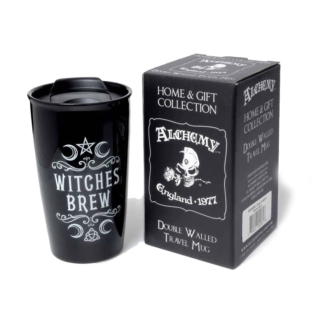 Alchemy - WITCHES BREW - Double Walled Mug