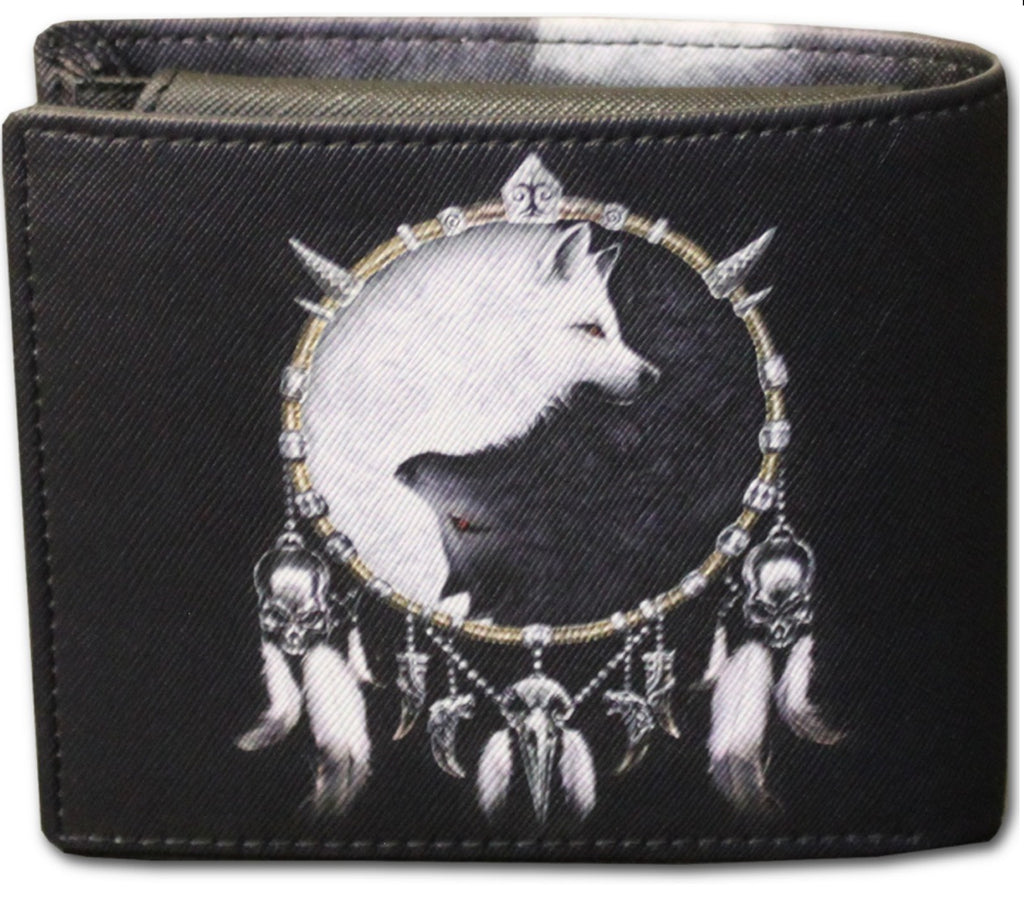 Image of back of Wallet