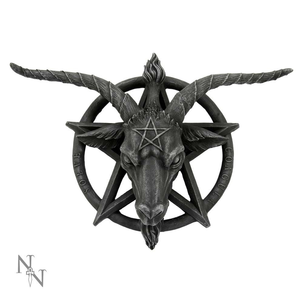 Nemesis Now - Baphomet - Wall Plaque
