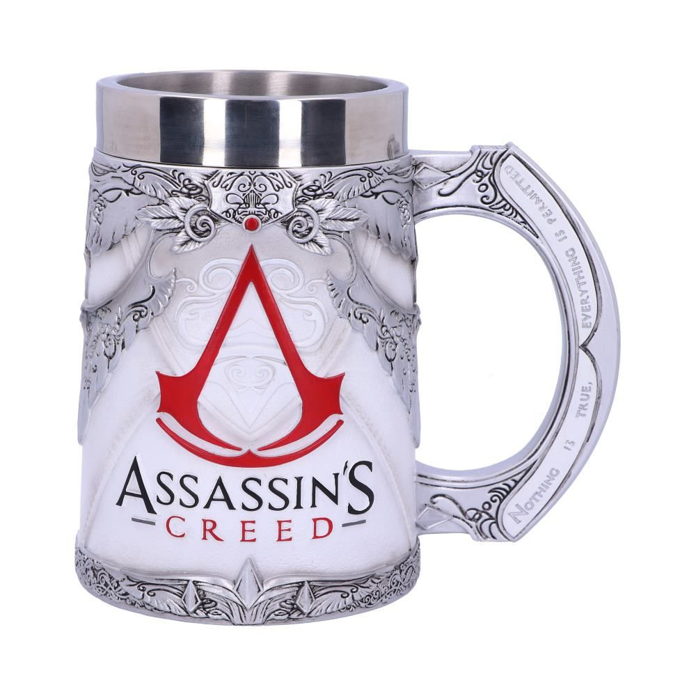 Nemesis Now - The Creed - Assassin's Creed Tankard