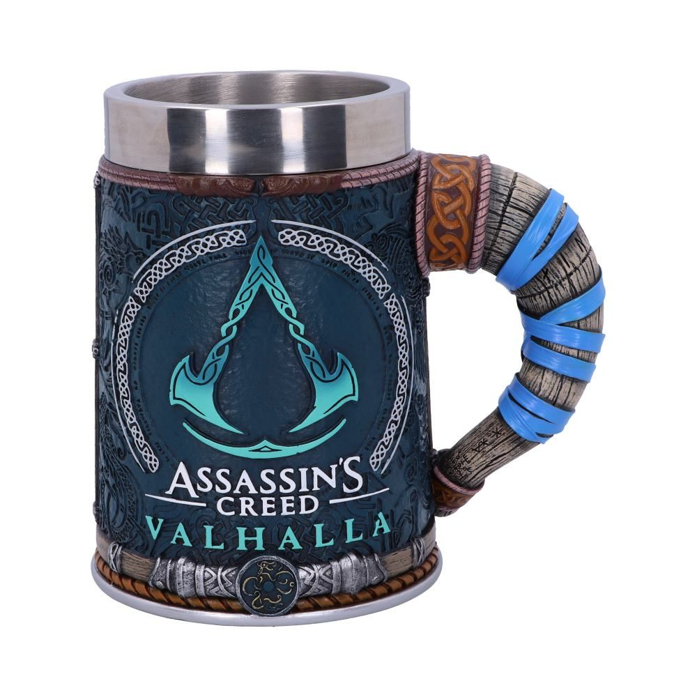 Nemesis Now - Valhalla - Assassin's Creed Tankard