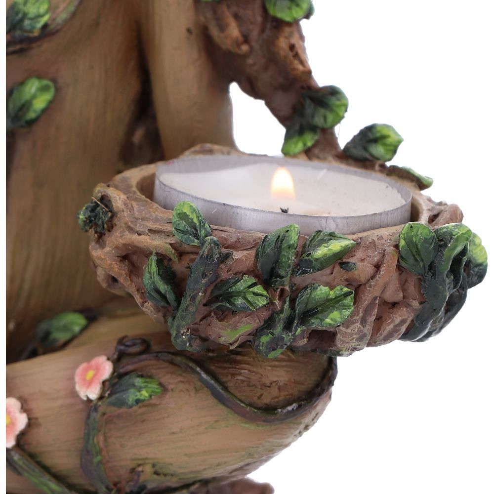 Nemesis Now - Balance of Nature - Tealight Holder